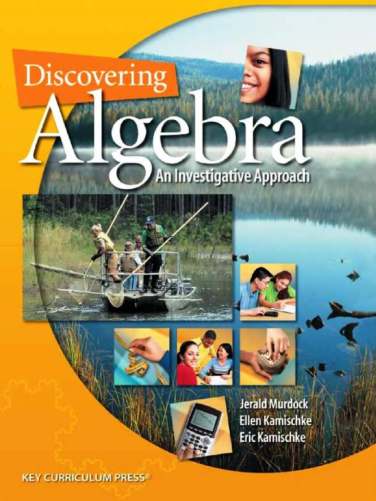 Discovering Algebra - An Investigative Approach (Gnv64) | Fractal ...