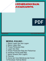 Modul_5_Proses Pembuatan Baja Dan Paduannya