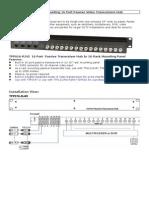 TPP016-RJ45
