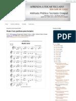 Adriano Dozol - Dicas, Partituras Grátis e Vídeos - Teclado _ Piano_ Rude Cruz (partitura para teclado).pdf