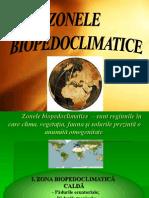 Zone Biopedoclimatice Ppt