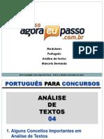AEP_ Modulares_Portugues__ Analise de Textos_ Marcelo Bernardo