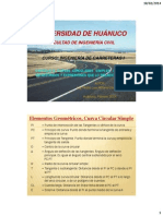 Clase Carreteras 3
