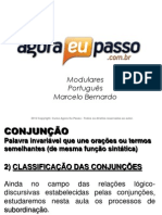 AEP2011 - Portugua¦Çs para Concursos (G&T) - AULA 20 - Morfologia 2 (Classes InvariÔÇáveis)