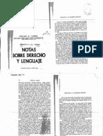 T1 Notas Der-Lenguaje