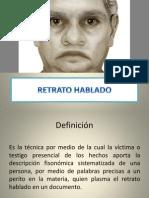 Retrato Hablado