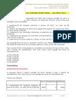 CORREÇÃO PROVA DE CONTABILIDADE GERAL – ACE MDIC 2012