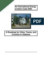 Adopting IECC 2006