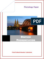 Deutsch Pronunciation (1)