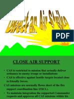 Direct an Air Strike