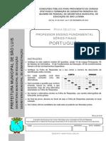 Professor de Portugues