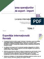 Prezentare TEMA7MAI 2 2 Expeditia Internationala Fluviala