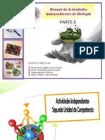 Biolgía - Manual de Actividades Independientes (2012) -Parte 2