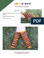 RoyGBiv Socks