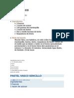Pastel Vasco