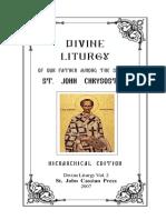 Bishops Liturgy St John Chrysostom/