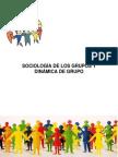 Juan Sebastián Fernández Prados - SOCIOLOGÍA DE LOS GRUPOS Y DINÁMICA DE GRUPOS