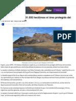 Colombia amplía proteccion del paramo de santurban.pdf