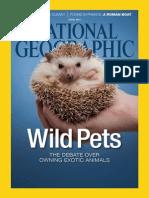 National Geographic USA - April 2014