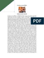 Pedro Passos Coelho - Um líder que canta ópera