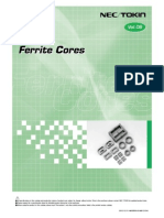 Ferrite Cores
