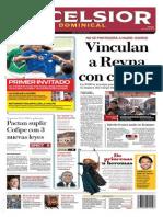 Excelsior Dom 06 Abril 2014 LA RECONSTRUCCIÓN NO ES COMO LA PINTAN
