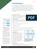 Avid MediaStream Product Brief