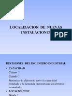 Localizacion Planta