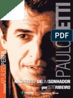 Coleção Aplauso - Perfil de Paulo Betti