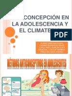 Antic.climaterio y Adolescencia y Emergencia