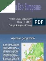 Campia Est Europeana