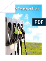 2011 01 25 Future Transport Fuels Report