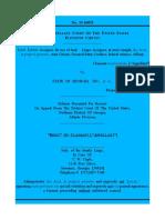 Affidavit of Appellant's Petition for Declaratory Judgment