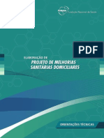 FUNASA_Elaboração de Projeto de Melhorias Sanitárias Domiciliares