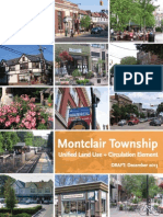REVISED MASTER PLAN MONTCLAIR
