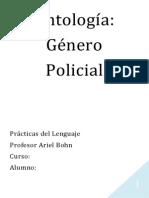 Antologia Genero Policial