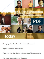 Affirmative Action Teach Us Session