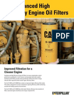 Caterpillar Oil Filter Pehj0068-02