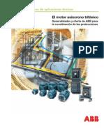 El motor asíncrono trifásico - Generalidades y oferta de ABB para la coordinación de las protecciones