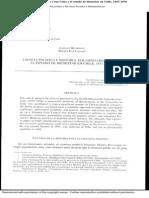 El Estado de Bienestar en Chile(Para Tfi,Sobre Salubridad y Vivienda)