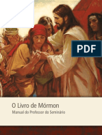 MANUAL DO PROF. LIVRO DE MÓRMON