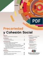 Precariedad y Cohesión Social. Análisis y perspectivas 2014