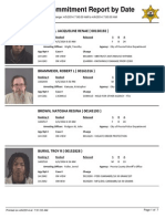 Peoria County booking sheet 04/06/14