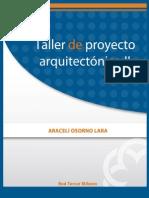 Taller de Proyecto Arquitectonico II
