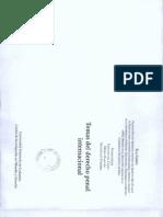 Temas Del Derecho Penal Internacional