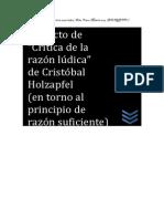 crítica de la razón lúdica, prs.xps