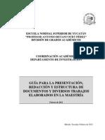 Guía Metodología Formal de la Investigación Científica