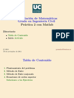 Metodo de Euler