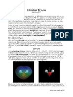 Estructura Del Agua (1)