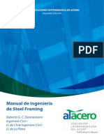 Manual IngSteel Framing 2da Ed - XD